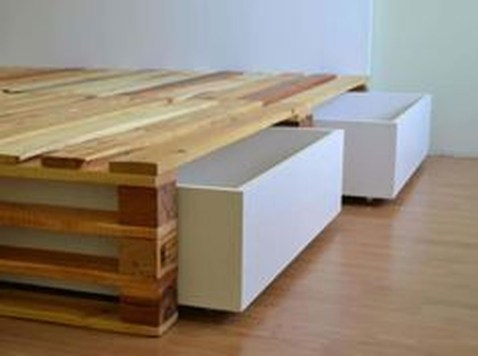 Popular Diy Bed Frame Projects Ideas To Inspire39
