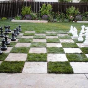 Pretty Grassless Backyard Landscaping Ideas02