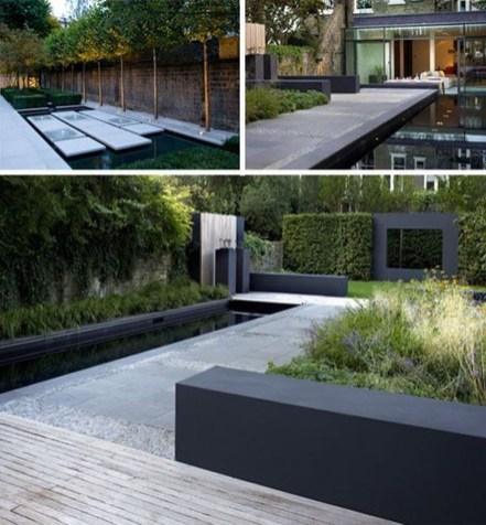 Pretty Grassless Backyard Landscaping Ideas44