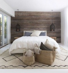 Romantic Rustic Farmhouse Bedroom Design And Decorations Ideas02
