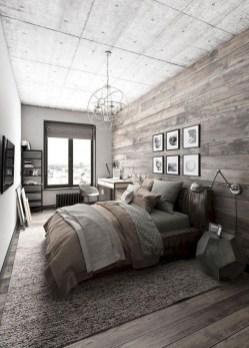 Romantic Rustic Farmhouse Bedroom Design And Decorations Ideas18