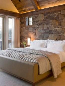 Romantic Rustic Farmhouse Bedroom Design And Decorations Ideas26