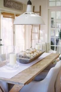 Stylish French Farmhouse Fall Table Design Ideas21