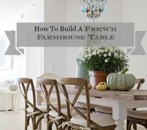 Stylish French Farmhouse Fall Table Design Ideas40