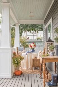 Stylish French Farmhouse Fall Table Design Ideas49