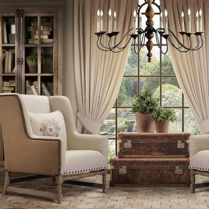 Unique French Country Decor Ideas30