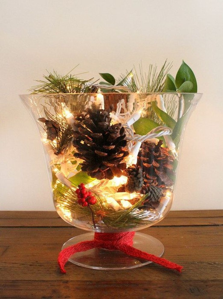 Amazing Decoration Your Small Space For Christmas01