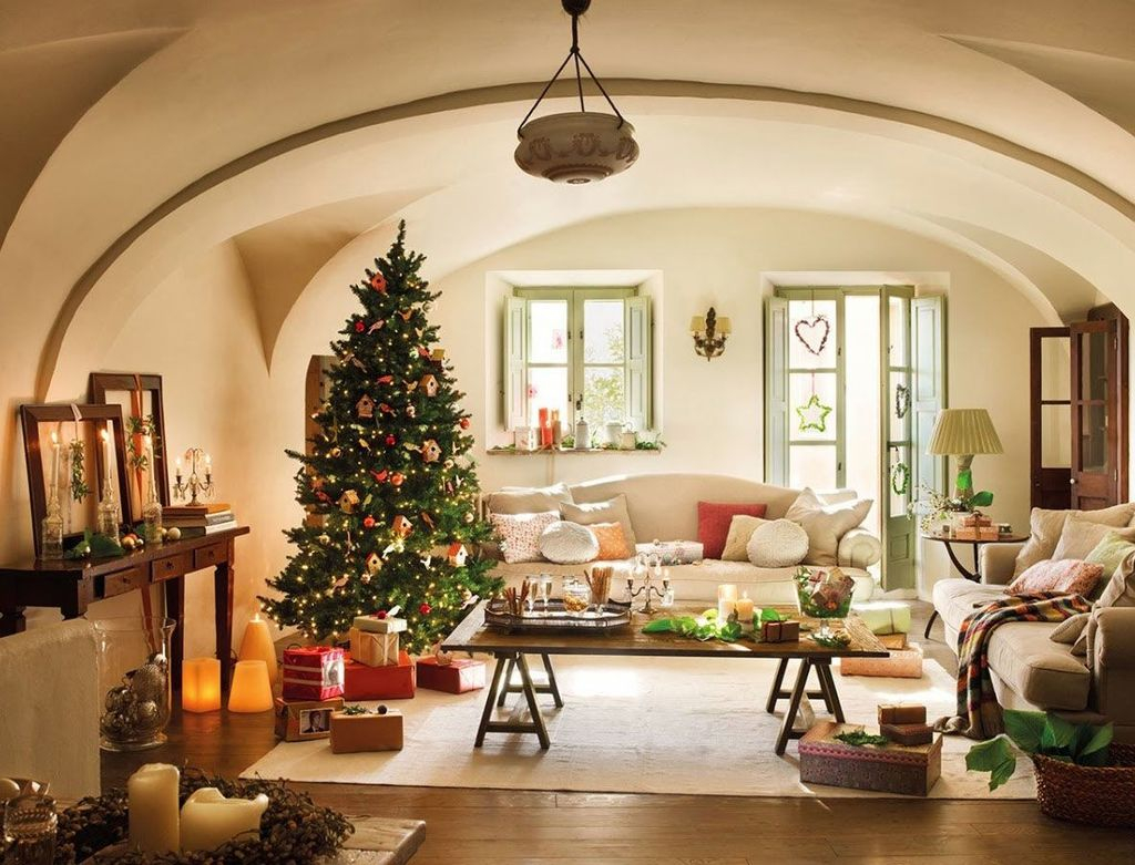 Amazing Decoration Your Small Space For Christmas25