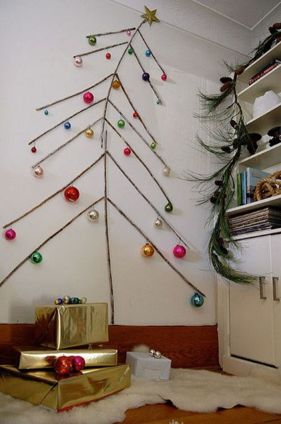 Amazing Decoration Your Small Space For Christmas40