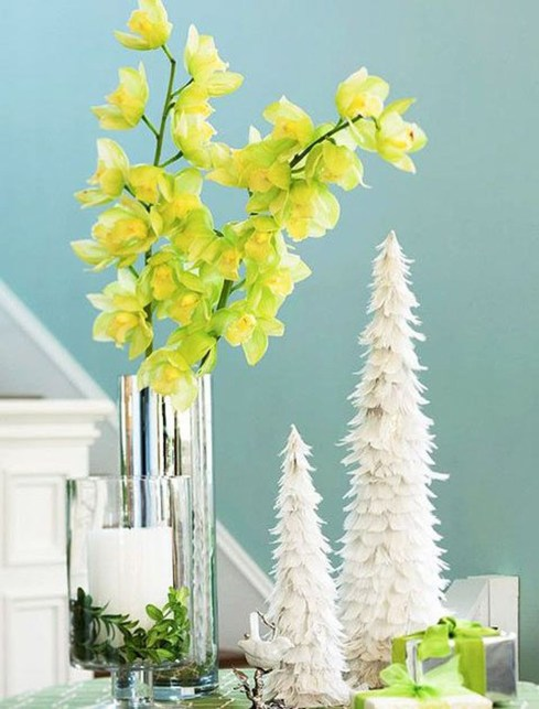 Amazing Decoration Your Small Space For Christmas43