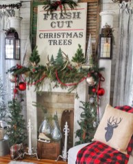 Amazing Farmhouse Christmas Decor28