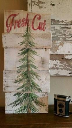 Amazing Outdoor Christmas Trees Ideas 26