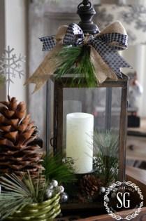 Awesome Farmhouse Christmas Ideas19