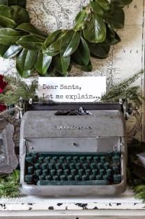 Awesome Farmhouse Christmas Ideas21
