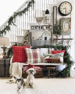 Awesome Farmhouse Christmas Ideas29