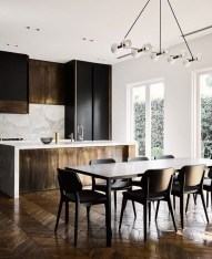 Best Ideas To Design Living Room With Kitchen Properly01