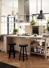 Best Ideas To Design Living Room With Kitchen Properly05