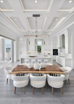 Best Ideas To Design Living Room With Kitchen Properly06