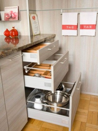 Cheap Cabinets Design Ideas To Save Your Goods08