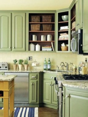 Cheap Cabinets Design Ideas To Save Your Goods21