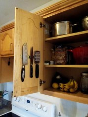 Cheap Cabinets Design Ideas To Save Your Goods23