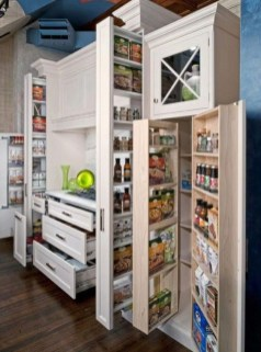 Cheap Cabinets Design Ideas To Save Your Goods35
