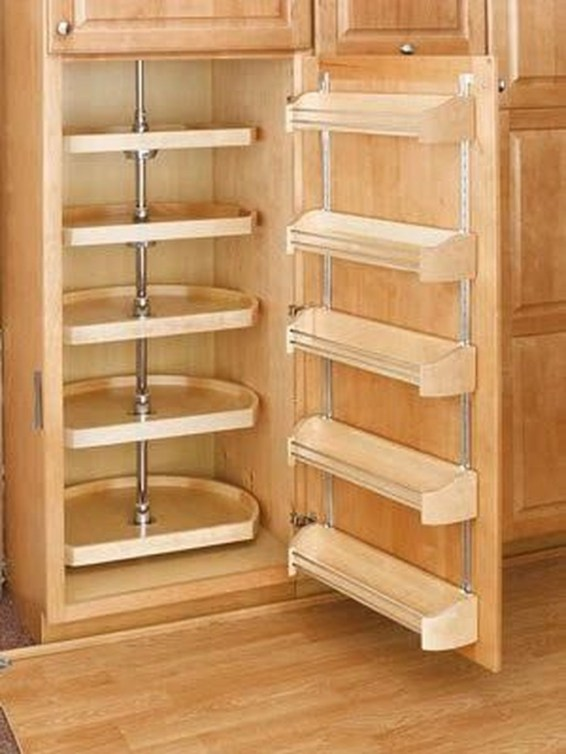 Cheap Cabinets Design Ideas To Save Your Goods40
