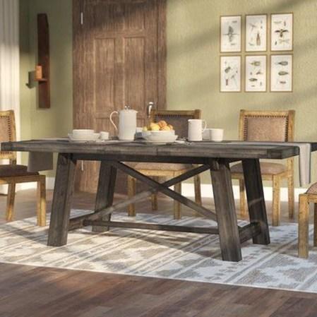 Comfy Diy Dining Table Ideas28