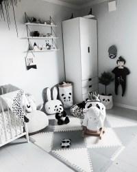 Cozy Scandinavian Kids Rooms Designs Ideas25
