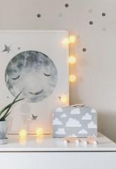 Cozy Scandinavian Kids Rooms Designs Ideas34