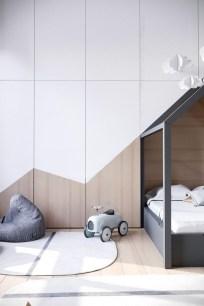 Cozy Scandinavian Kids Rooms Designs Ideas44