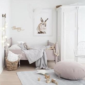 Cozy Scandinavian Kids Rooms Designs Ideas48