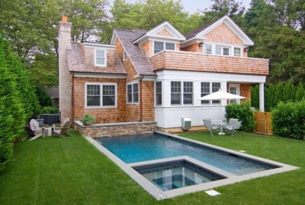 Cozy Swimming Pool Design Ideas For Your Home Backyard04