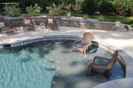 Cozy Swimming Pool Design Ideas For Your Home Backyard17