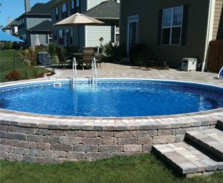 Cozy Swimming Pool Design Ideas For Your Home Backyard30