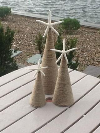 Creative Beach Christmas Decor Ideas07
