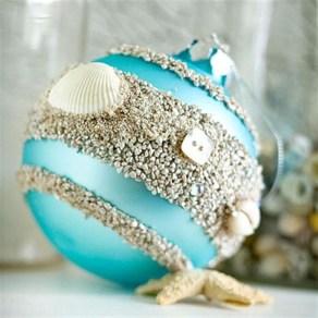 Creative Beach Christmas Decor Ideas13