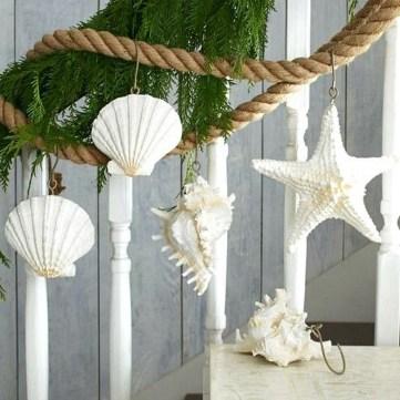 Creative Beach Christmas Decor Ideas26