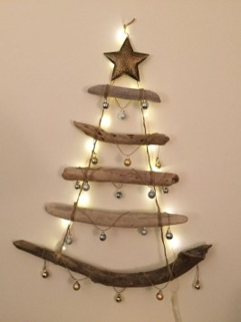 Diy Wall Christmas Tree Ideas06