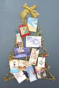 Diy Wall Christmas Tree Ideas08