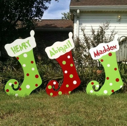 Excellent Outdoor Christmas Decorations Ideas16