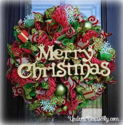 Inspiring Christmas Wreaths Ideas For All Types Of Décor11