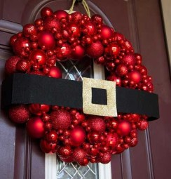 Inspiring Christmas Wreaths Ideas For All Types Of Décor13