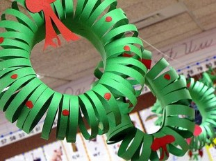 Inspiring Christmas Wreaths Ideas For All Types Of Décor21