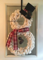 Inspiring Christmas Wreaths Ideas For All Types Of Décor22