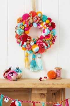 Inspiring Christmas Wreaths Ideas For All Types Of Décor37
