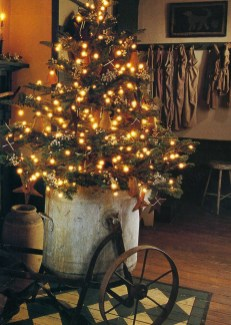 Minimalist Small Tree In A Bucket Ideas For Christmas30