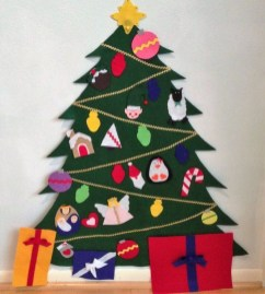 Modern Christmas Tree Alternatives Ideas02