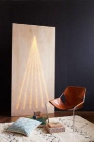 Modern Christmas Tree Alternatives Ideas30
