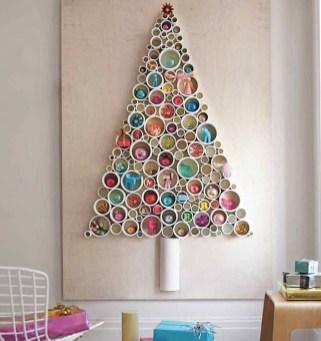 Modern Christmas Tree Alternatives Ideas35